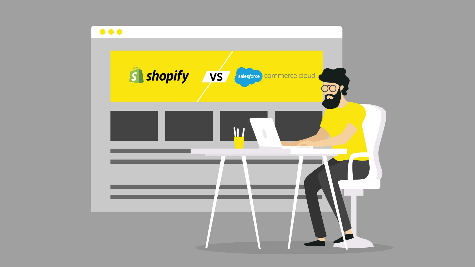 Shopify vs Salesforce Commerce Cloud: Which One Should I Choose?