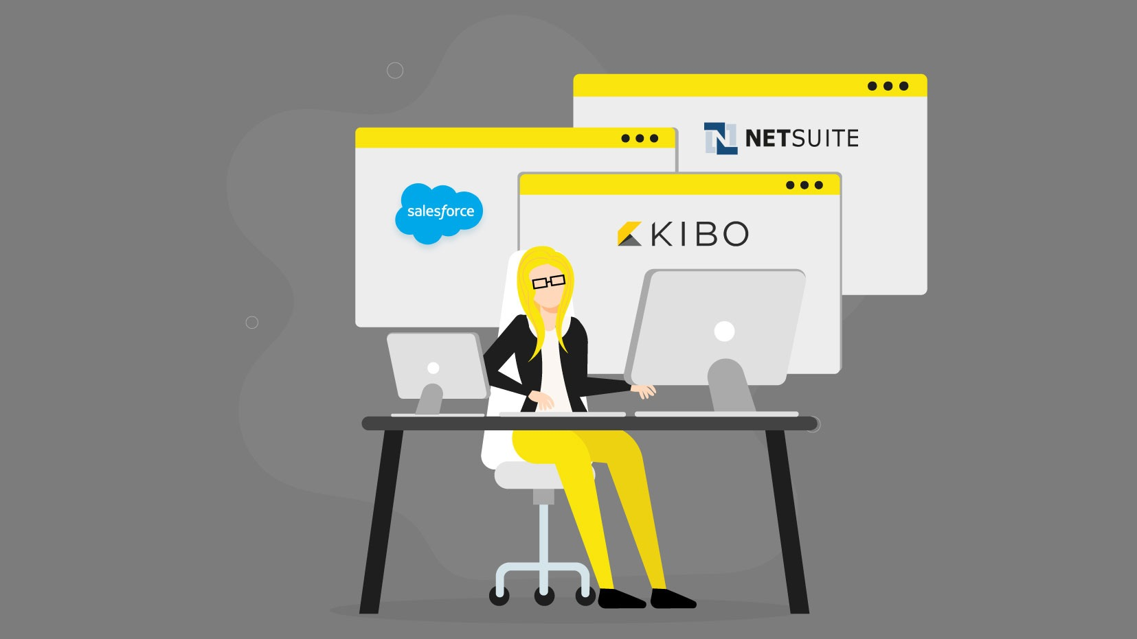 Three System Shootout: The Order Management Systems of Netsuite, Kibo, and Lightning