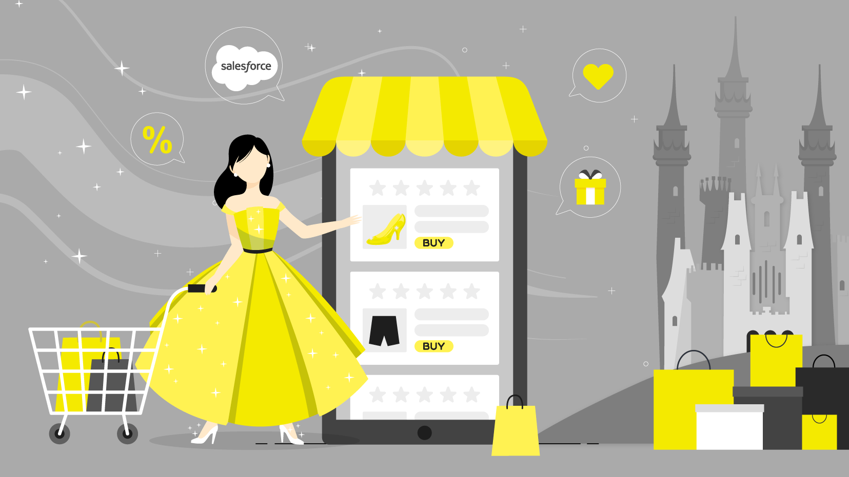 Why Salesforce Commerce Cloud is the Perfect Fit for the Fashion Industry
