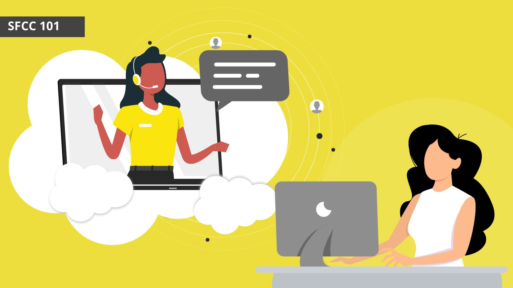 What Customer Service Does Salesforce Commerce Cloud Provide?