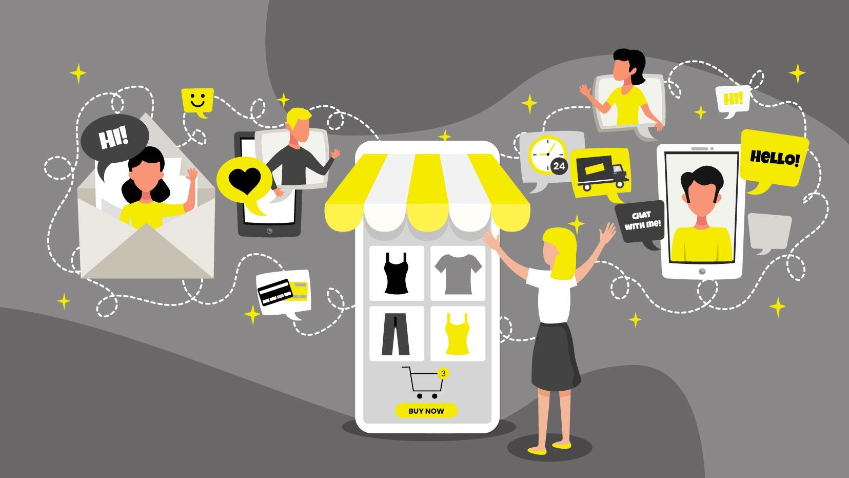Conversational Commerce and Salesforce Commerce Cloud