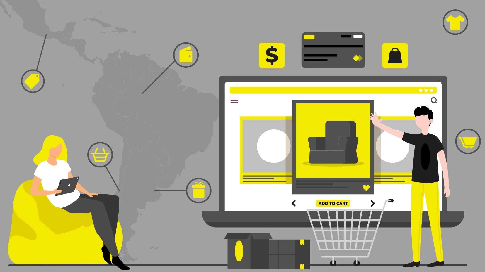 eCommerce on Tour: Sales Driving Upwards in Latin America