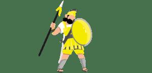 A David and Goliath Holiday Season