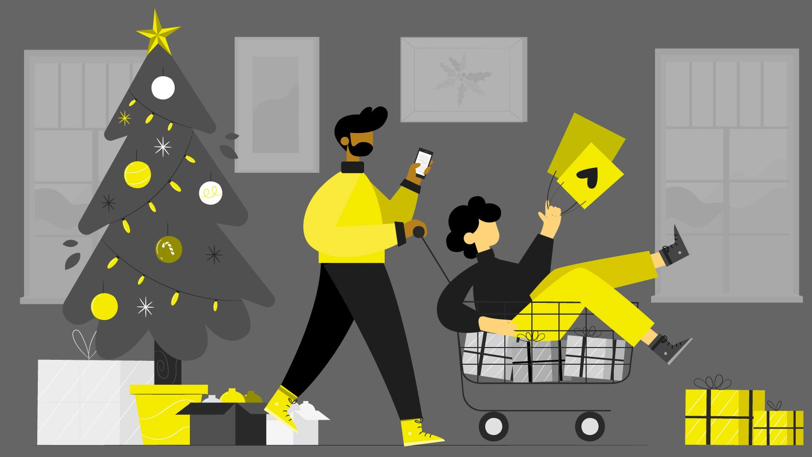 Shopping Season and Beyond: Trends Set to Stick