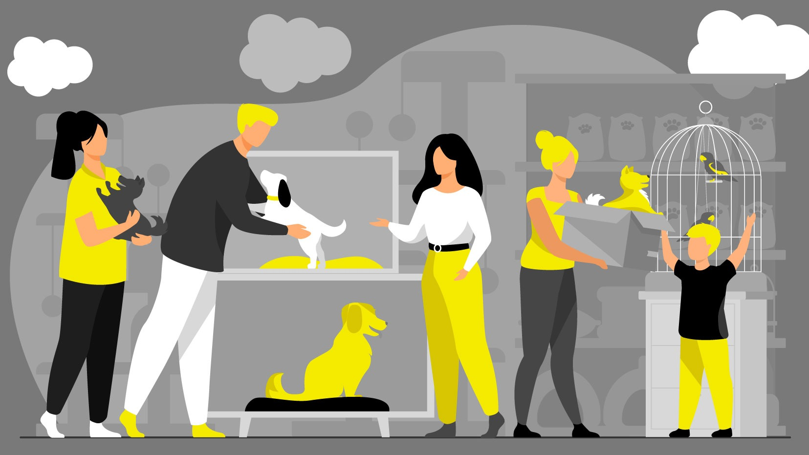 Top Pet Stores That Use Salesforce Commerce Cloud