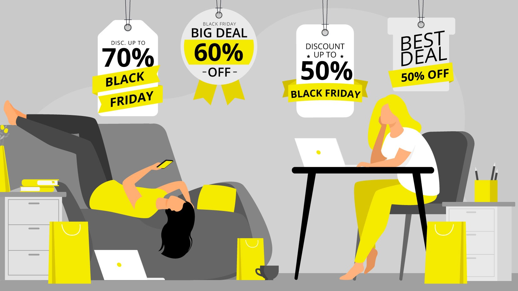 The Breakdown of Black Friday
