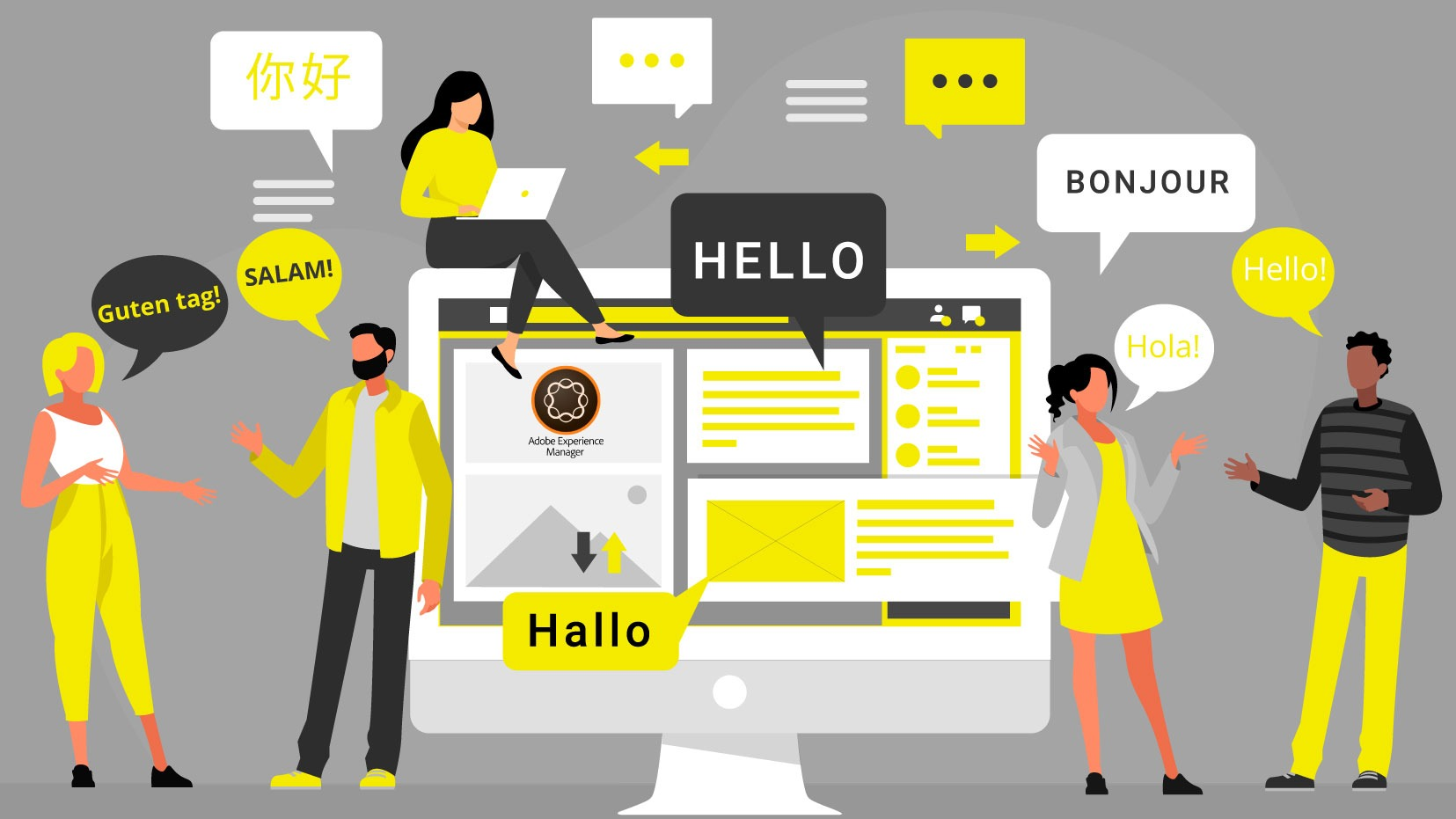Crystal Clear Communication: Smartling and Adobe Experience Manager