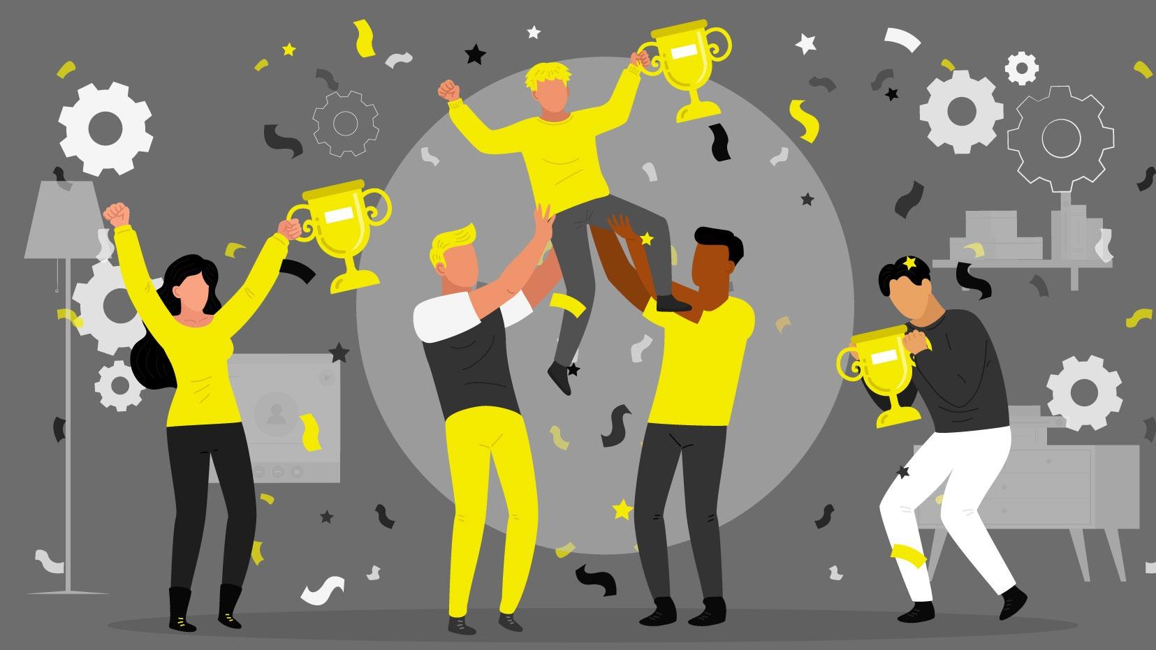 Salesforce Sweeps Order Management Awards