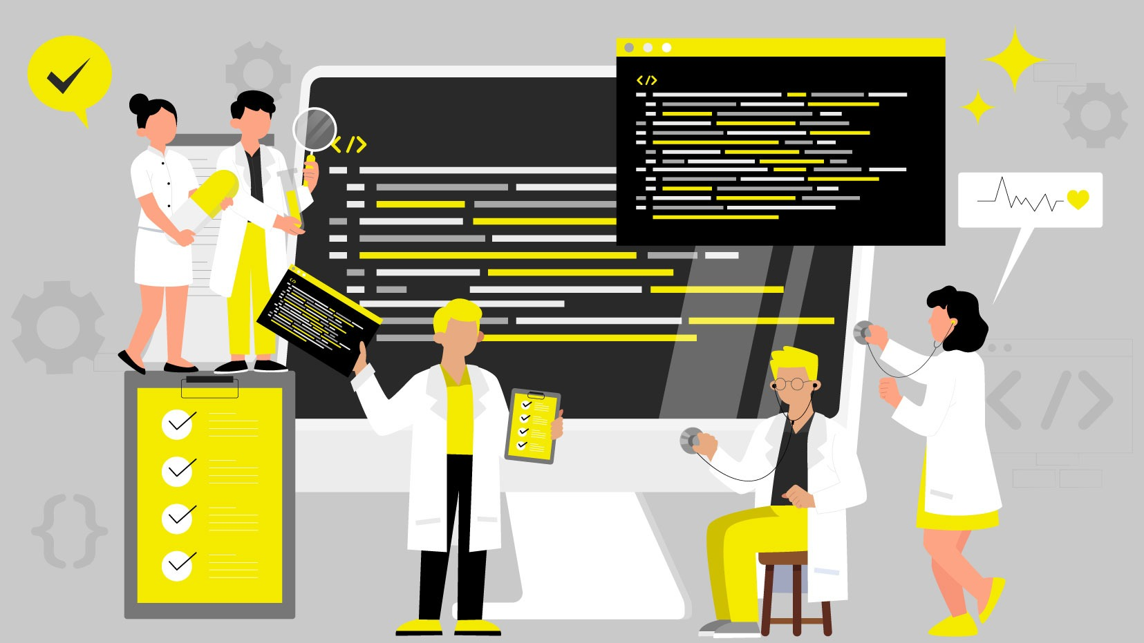 The Tech Doctor: How to Perform a Code Audit