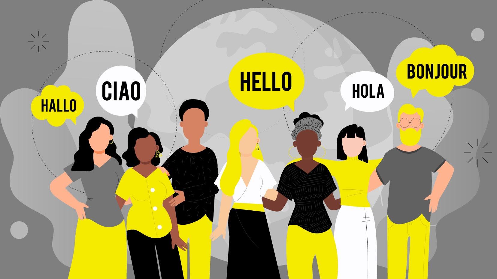 Somos ArganoUV; We are ArganoUV – Benefits of a Multilingual Workforce