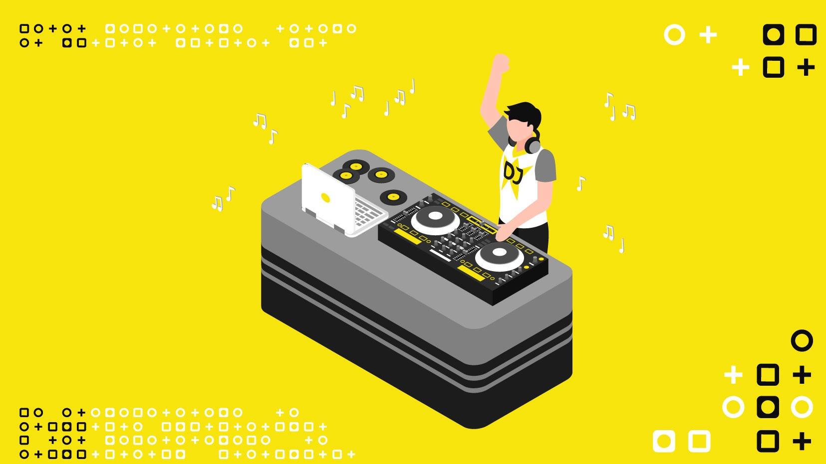 Tunes from the pandemic, meet ArganoUV's DJ of the Apocalypse