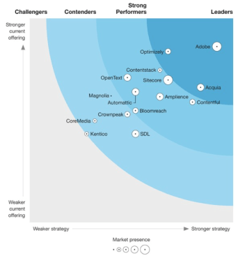 Forrester Wave Carries AEM Towards the Forefront