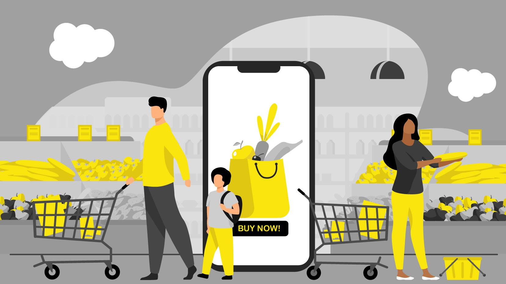 The Grocery eStore of Tomorrow