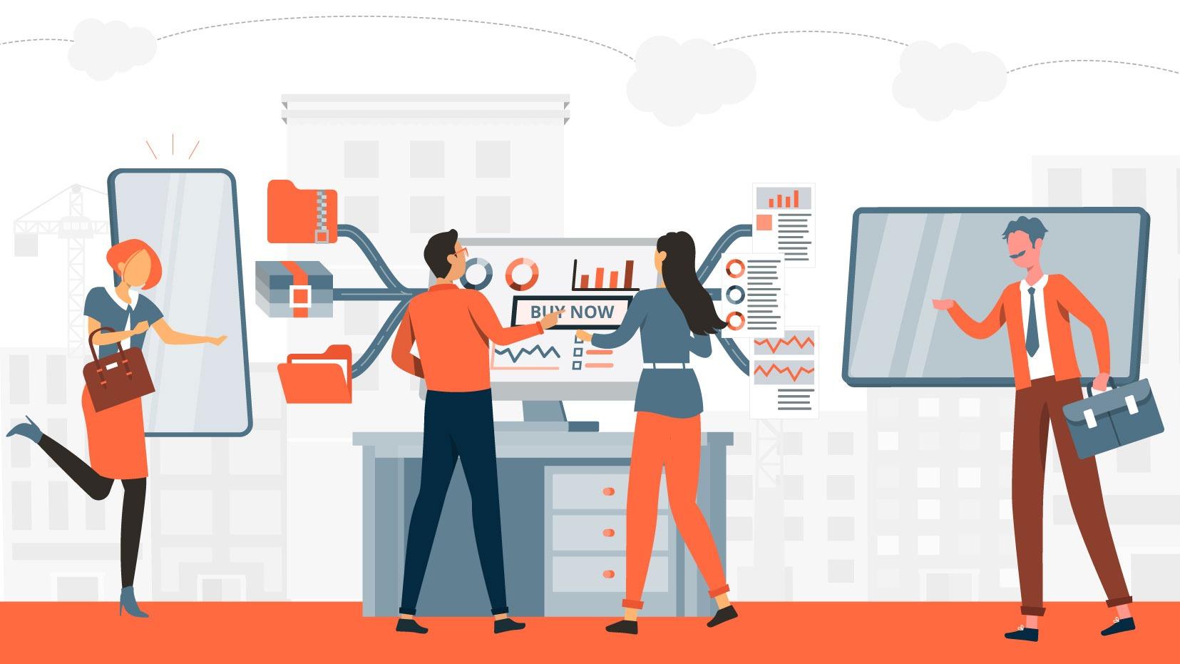Salesforce Digital 360: the Cloud Platform's Pre-Built Apps