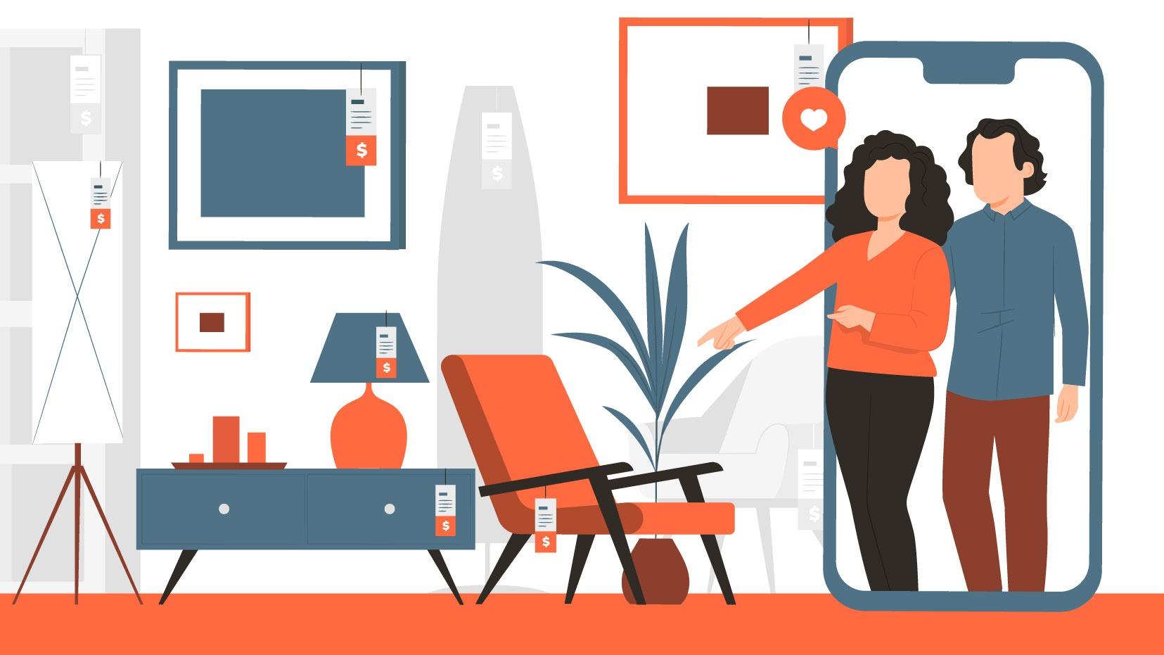 Customer-Centric Modern Furniture : Herman Miller & Salesforce Commerce Cloud