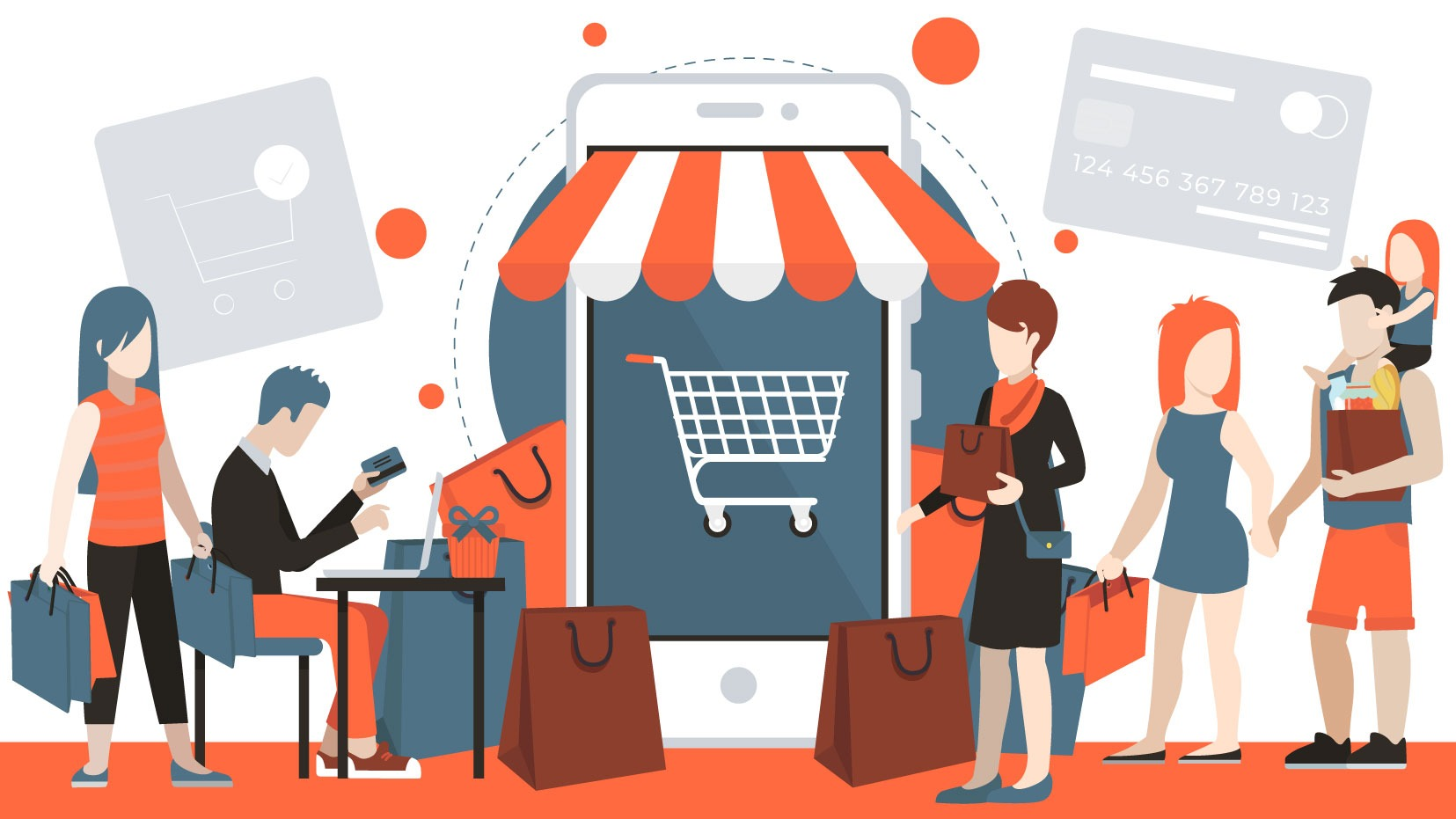 Myths About eCommerce Shoppers