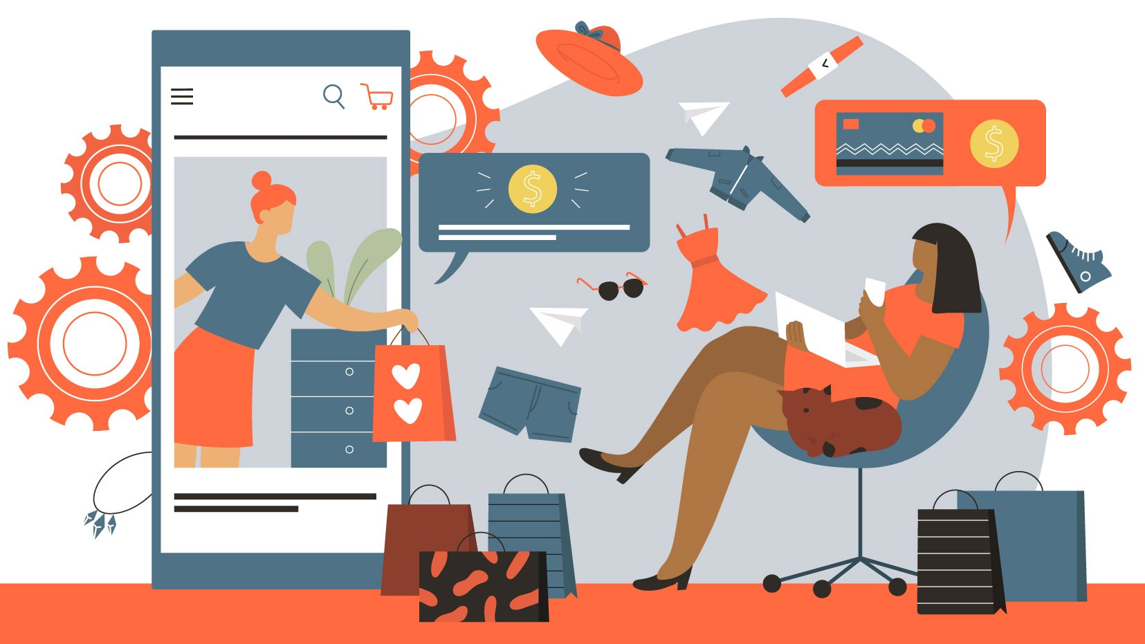 What Are eCommerce Shoppers Expecting in 2021?