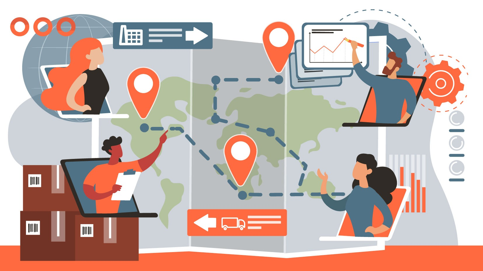 The Supply Chain Issue and Nearshoring