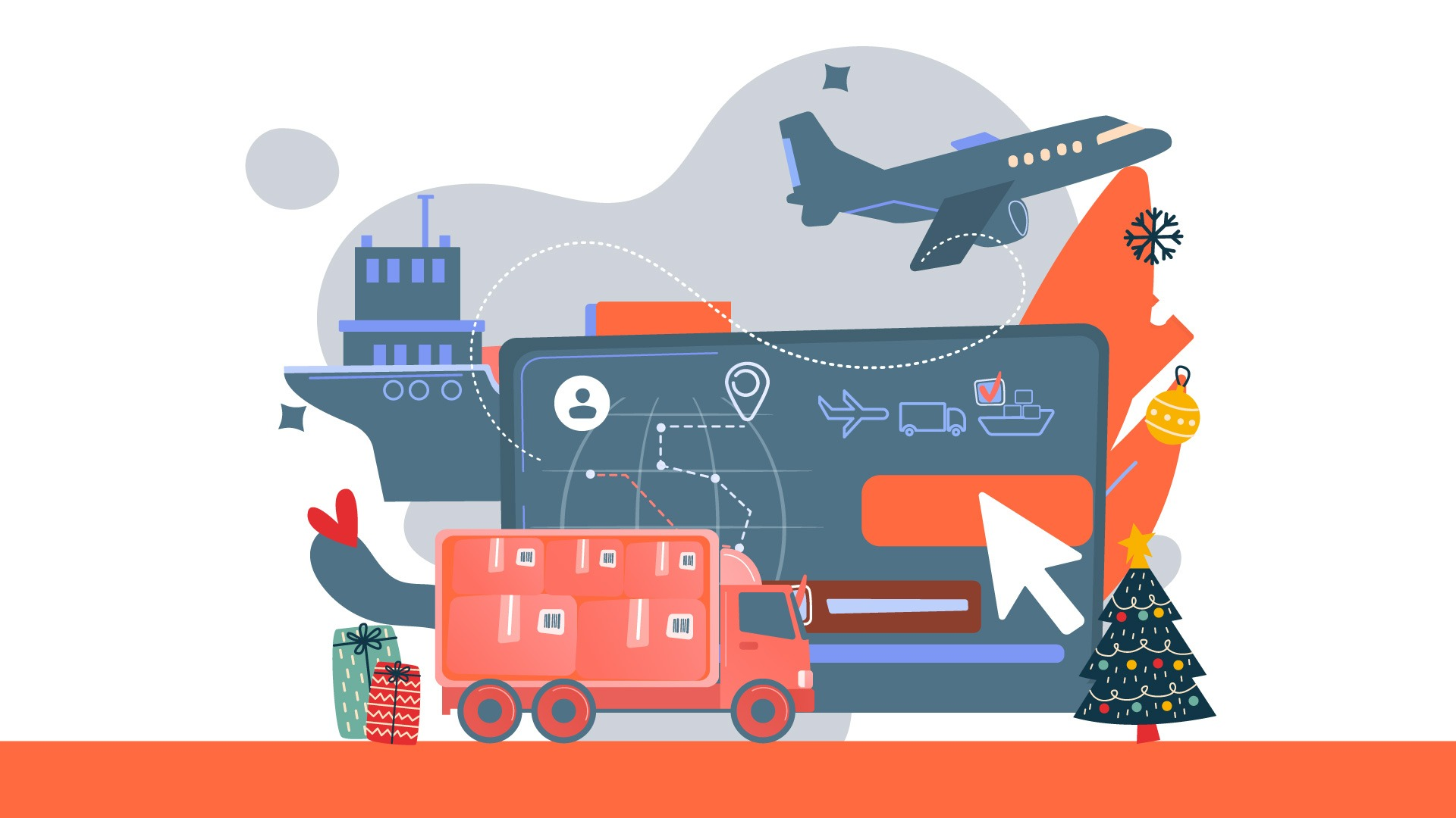 Crisismas & the Chain Pain: How Supply Chain Issues Are Affecting eCommerce