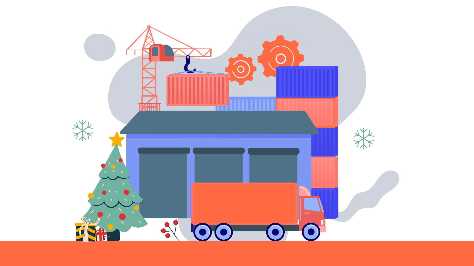 Christmas Crisis? Supply Chains Complicate Xmas in the UK