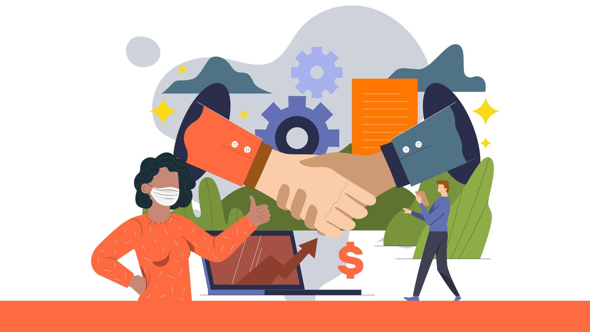 What's Behind theSurge ofPandemic Entrepreneurs?